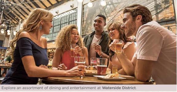 Visit Norfolk - Waterside District Ad