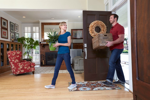Kwikset Door Hardware Print Ad