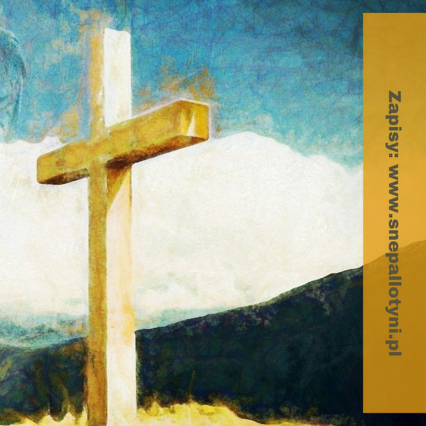 """Rekolekcje online """"Zanurzeni w Mękę, Śmierć i Zmartwychwstanie Chrystusa"""""""