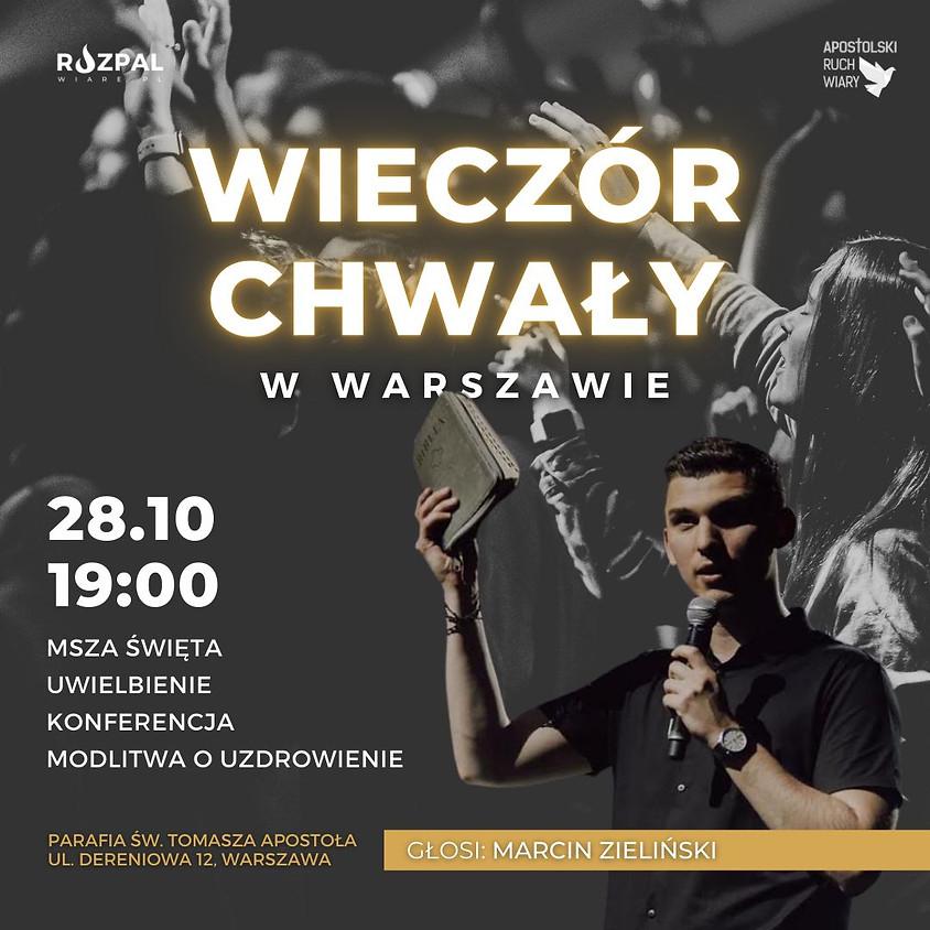 Wieczór Chwały w Warszawie