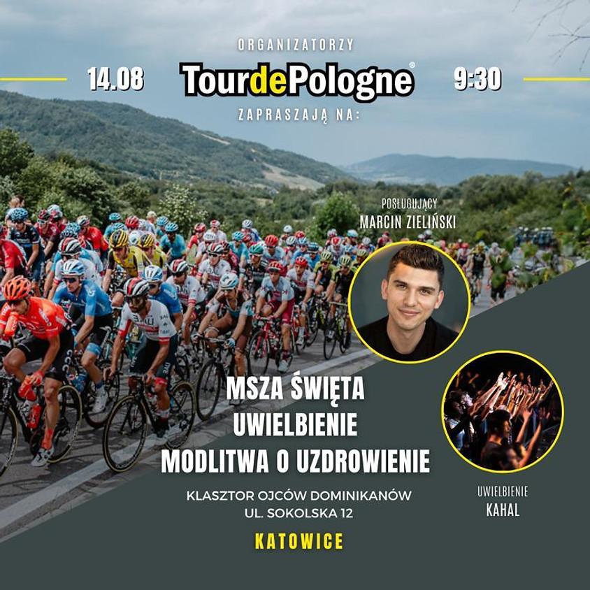 Eucharystia w intencji 78. Wyścigu Tour de Pologne