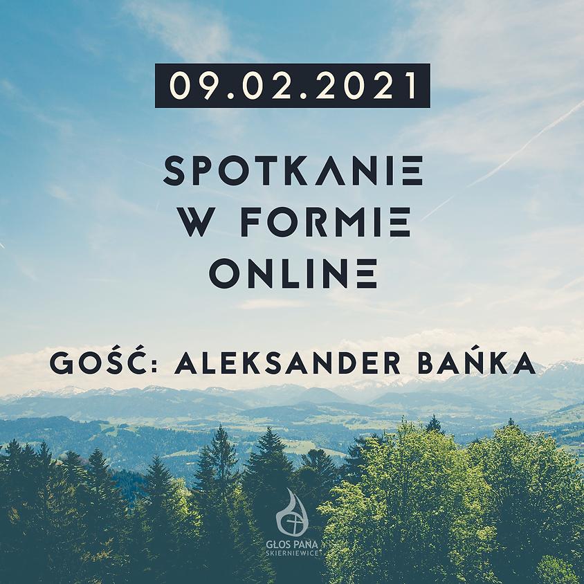 """Spotkanie Wspólnoty """"Głos Pana"""" Online"""
