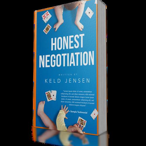 Honest Negotiation #1 New release on Amazon