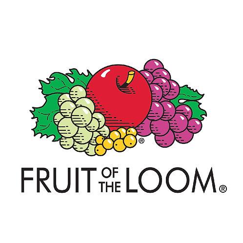 fruit of the loom 雷射客製