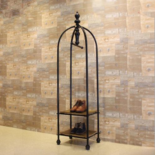 LSF-018 小鳥籠、衣帽架