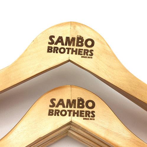 sambo brother 客製衣架