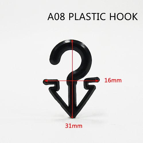 A08 箭型 塑膠襪勾
