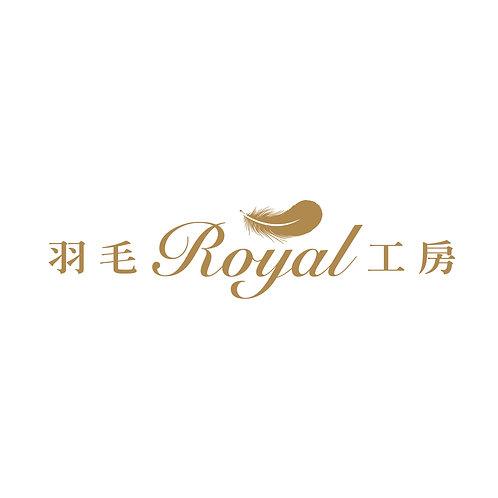 羽毛Royal工房 客製衣架