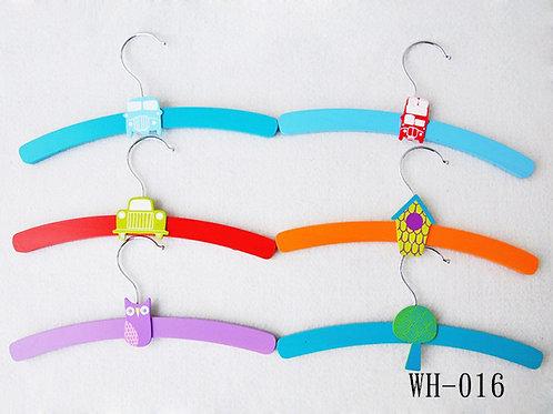WH-016 兒童木衣架