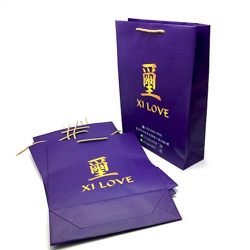璽 XI LOVE 紙袋