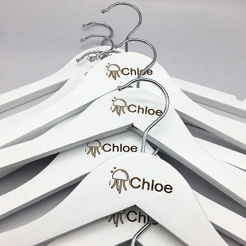 Chloe 客製衣架