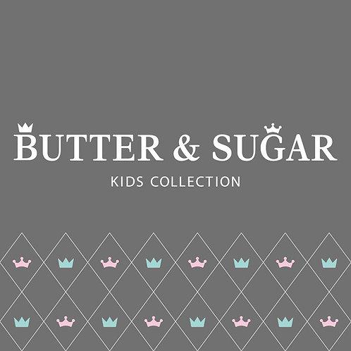 butter & sugar 托托皮可珞 (印刷)
