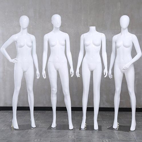 女模特 平頭系列