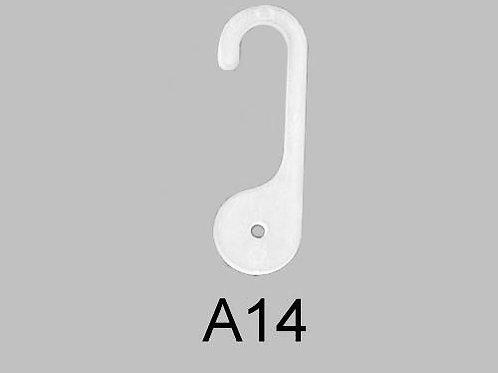A14 塑膠勾