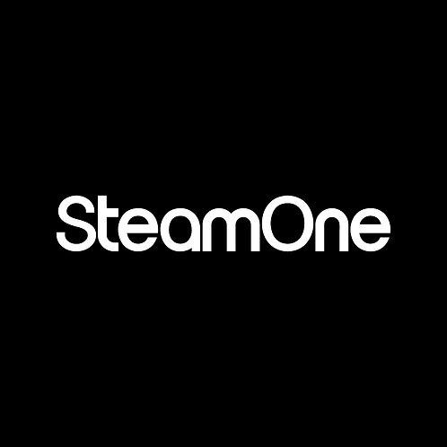 SteamOne品牌衣架 (印刷)