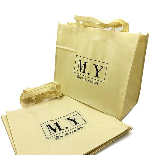 M.Y 不織布袋