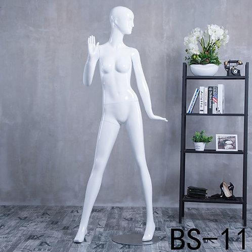 BS-11 女模特