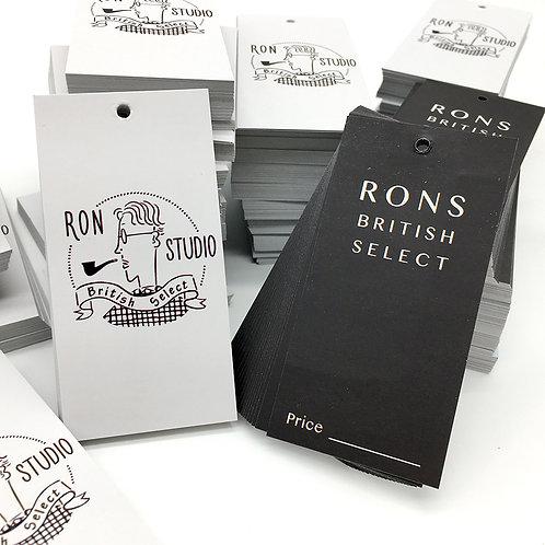 RON STUDIO 吊牌