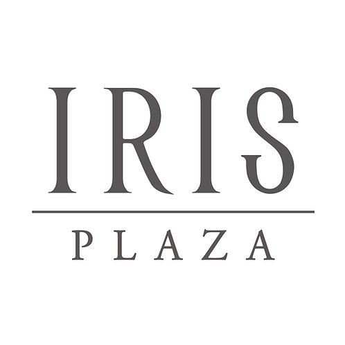 IRIS PLAZA衣架 (印刷)