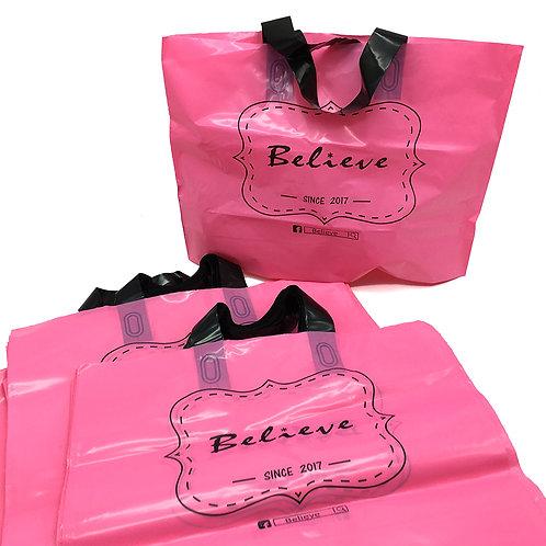 Believe 服飾 PE袋