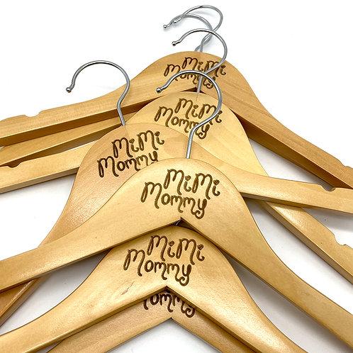 mimi mommy handmade衣架