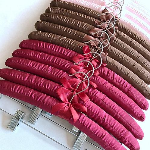 SH-012 絲質海綿衣褲架