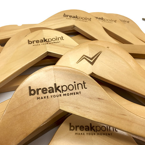 breakpoint 客製衣架