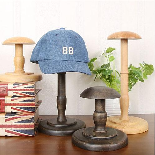 MH-04 木作帽托、帽子展示架