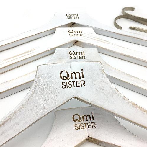 Qmi sister 衣架客製