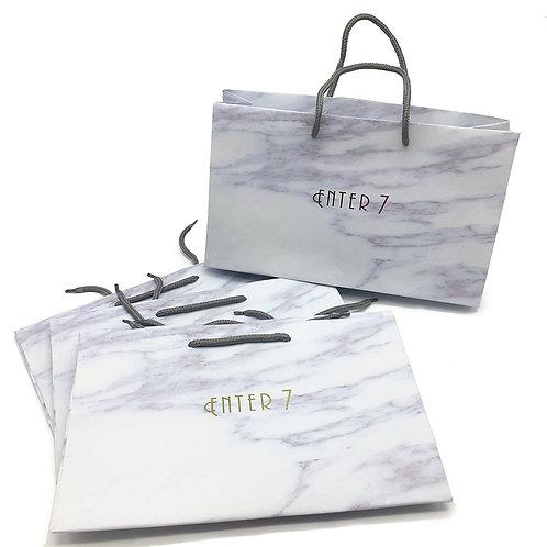 ENTER 7 紙袋