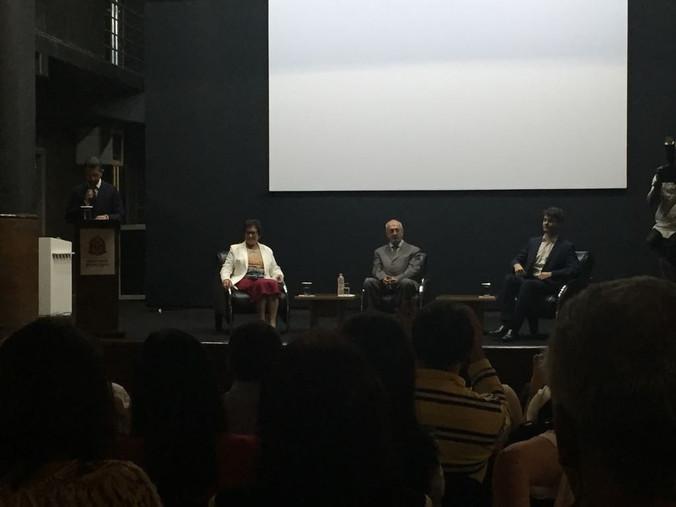 Cerimônia de Anúncio da Professora Cleide Bochixio como nova Secretária Adjunta da Secretaria de Edu