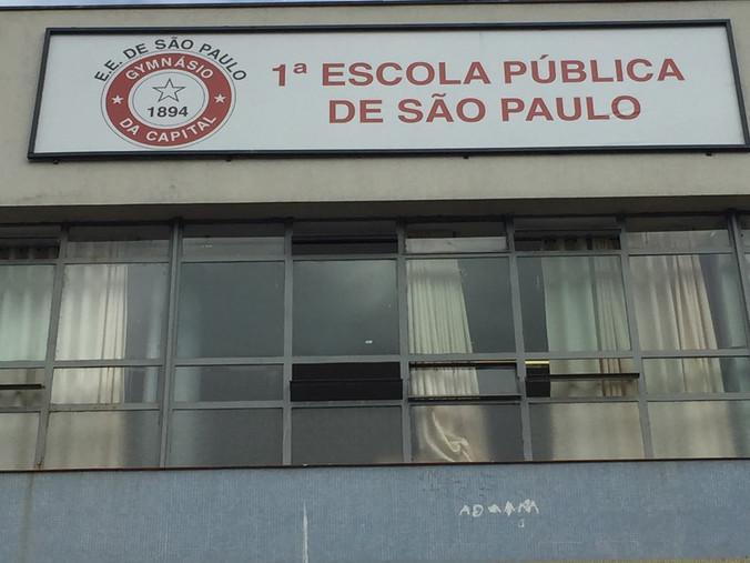 Escola São Paulo, 124 anos