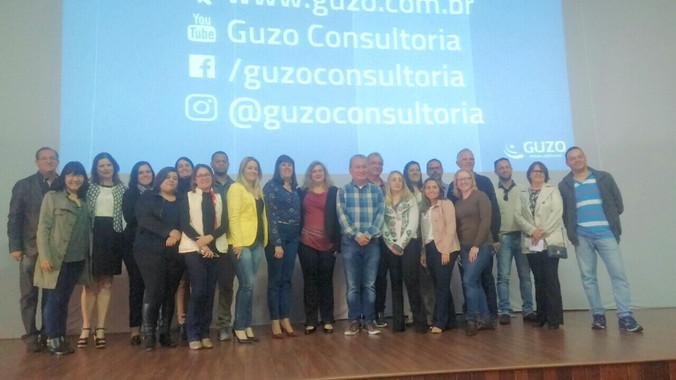 Palestra para Diretoria de Ensino da Região de Capivari - SP
