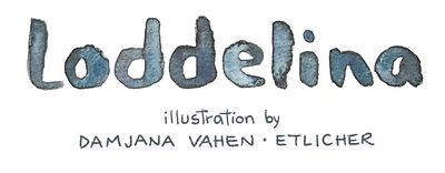 Loddelina illustrations