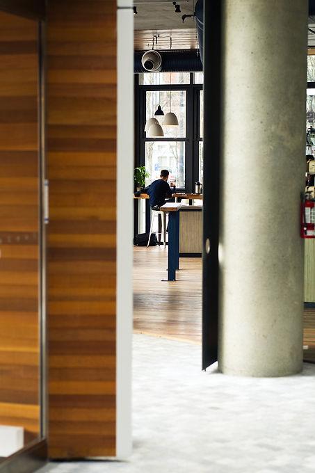 Habit Coffee, Coffee Shop