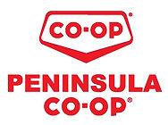 Peninsula Co-op logo STACKED no tag line