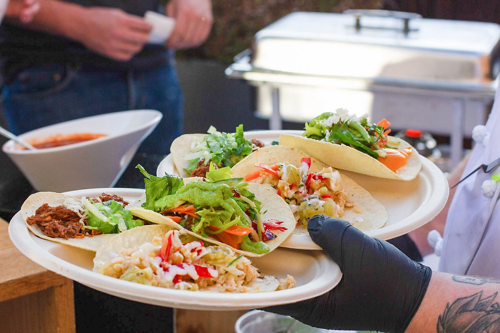 The FED Harvest Fiesta Taco Competition