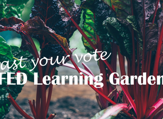Bringing the FED Learning Garden to Life