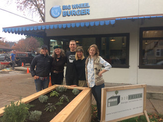 Big Wheel Burger's Boulevard Garden