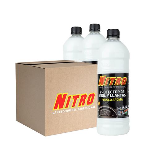 Pack de 15 Productos Nitro / Protector de Vinil y Llantas de 900 ML