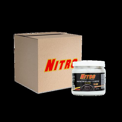 Pack de 15 Protector de Vinil y Llantas Ultragel de 1 Litro
