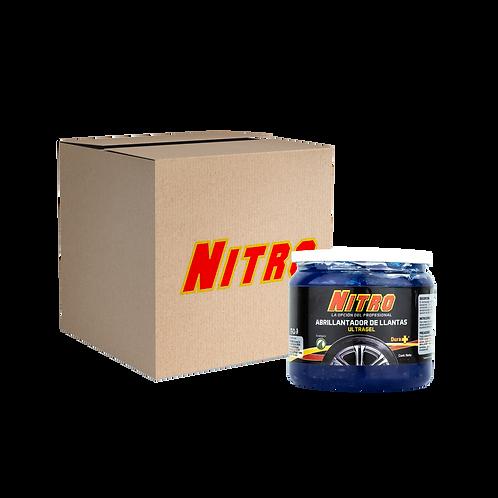 Pack de 15 Abrillantador de Llantas Ultragel de 1 Litro