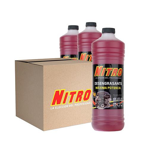 Pack de 15 Productos Nitro / Desengrasante Máxima Potencia de 900 ML