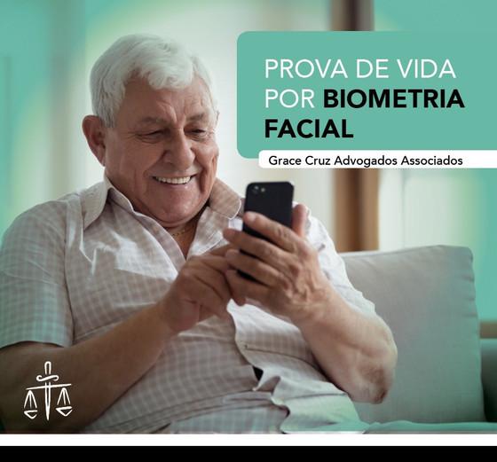 INSS lança projeto-piloto de prova de vida por biometria facial
