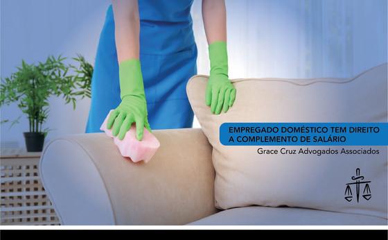 Benefício emergencial inclui doméstico com carga horária e salários reduzidos