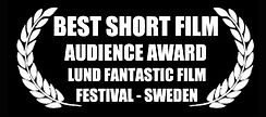 Best Short Film - Audience Award - Lund Int'l Fantastic Film Festival - The Horribly Slow Murderer with the Extremely Inefficient Weapon