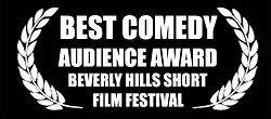 Best Comedy - Audience Award - Beverly Hills Short Film Festival - The Horribly Slow Murderer with the Extremely Inefficient Weapon