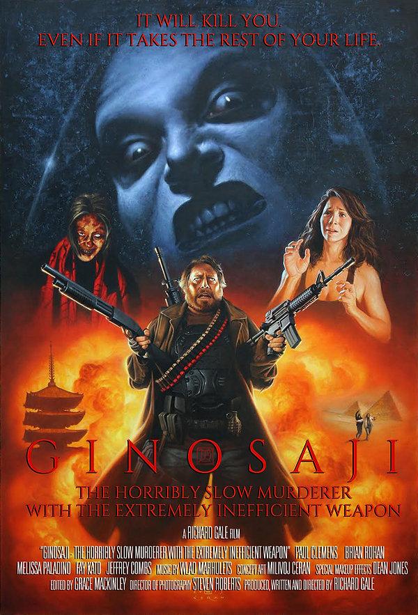 Ginosaji Movie Poster