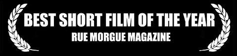 Best Short Film - Rue Morgue Magazine - The Horribly Slow Murderer with the Extremely Inefficient Weapon