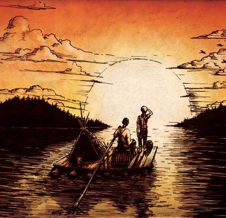 « Huckleberry Finn » : une traduction en français louisianais (Chapitre I)